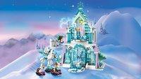 LEGO Disney Princess 43172 Le palais des glaces magique d'Elsa-Image 4