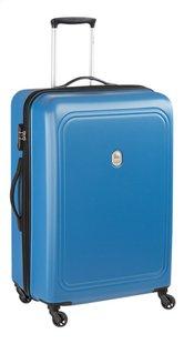 Delsey Harde reistrolley Visa Air Trip Spinner blauw