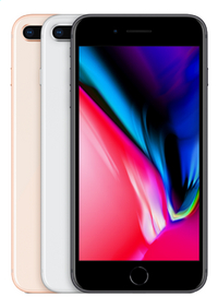 Apple iPhone 8 Plus 256 Go-Avant