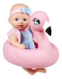 DreamLand pop met zwemband flamingo-commercieel beeld