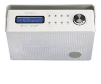 Lenco radio PDR-030 DAB wit-Bovenaanzicht