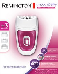 Remington Ladyshave Smooth & Silky EP3 3-in-1 EP7300-Vooraanzicht