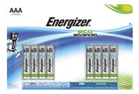 Energizer 8 AAA-batterijen Eco Advanced