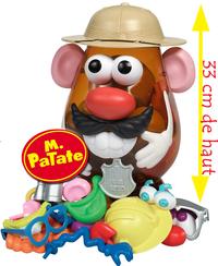 Playskool Mr Patate Safari-Avant