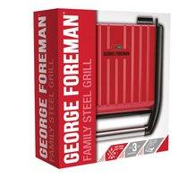 George Foreman Multigrill Steel Grill Family-Linkerzijde