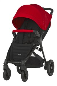 Britax Wandelwagen B-Motion flame red