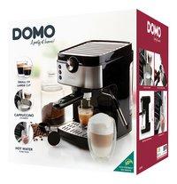 Domo Machine à espresso DO711K noir-Côté droit