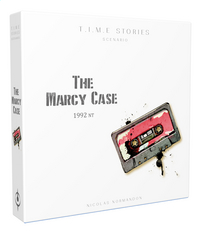 T.I.M.E Stories extension : The Marcy Case ANG