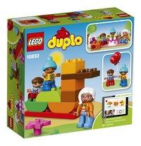 LEGO DUPLO 10832 Verjaardagspicknick-Achteraanzicht