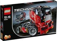 LEGO Technic 42041 Race Truck-Vooraanzicht