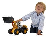 Bruder bulldozer Liebherr geel