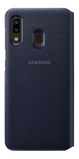 Samsung étui Wallet Cover pour Samsung Galaxy A20e Black-Arrière