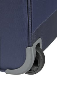 American Tourister Zachte reistrolley Herolite Super Light Upright midnight blue 55 cm-Onderkant
