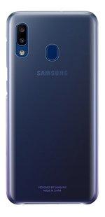 Samsung coque Gradation pour Samsung Galaxy A20e Violet-Arrière