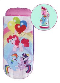 ReadyBed lit d'appoint gonflable Mon Petit Poney + veilleuse GoGlow