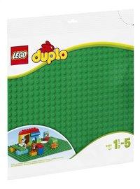 LEGO DUPLO 2304 Grande plaque de base verte