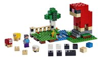 LEGO Minecraft 21153 La ferme à laine-Avant