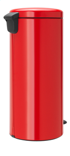 Brabantia Pedaalemmer newIcon passion red 30 l-Linkerzijde
