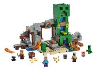 LEGO Minecraft 21155 La mine du Creeper-Avant