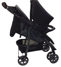 Quax Buggy Shopper Travelsystem zwart-Artikeldetail
