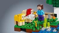 LEGO Minecraft 21153 La ferme à laine-Image 1