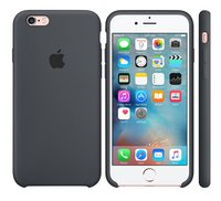 Apple coque en silicone pour iPhone 6s gris
