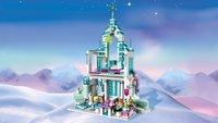 LEGO Disney Princess 43172 Le palais des glaces magique d'Elsa-Image 3