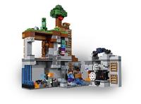 LEGO Minecraft 21147 De Bedrock avonturen-Artikeldetail