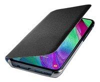 Samsung étui Wallet Cover pour Samsung Galaxy A40 Black-Détail de l'article