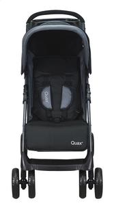 Quax Buggy Shopper Travelsystem zwart-Vooraanzicht