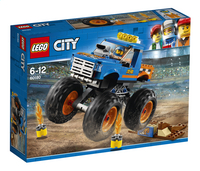 LEGO City 60180 Le Monster Truck-Côté gauche
