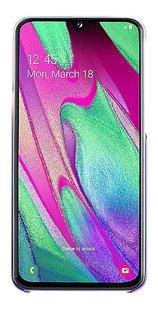 Samsung coque Gradation pour Samsung Galaxy A40 Violet-Détail de l'article