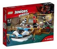 LEGO Juniors 10755 Zane's ninjabootachtervolging-Linkerzijde