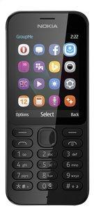 Nokia GSM 222 noir