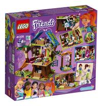 LEGO Friends 41335 Mia's boomhut-Achteraanzicht