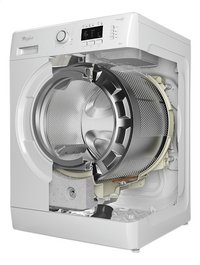 Whirlpool Machine à laver Fresh Care + FWL 61452W EU-Détail de l'article