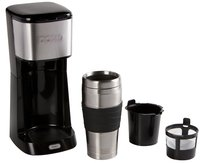 Domo Percolateur My Coffee DO437K noir-Avant