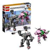 LEGO Overwatch 75973 D.Va & Reinhardt-Artikeldetail