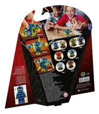 LEGO Ninjago 70660 Toupie Spinjitzu Jay-Arrière