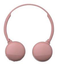 JVC casque Bluetooth HA-S20BT-P-E rose-Arrière