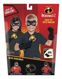 Incredibles 2 speelset - Gear set met embleem-Achteraanzicht