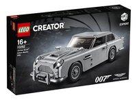 LEGO Creator Expert 10262 James Bond Aston Martin DB5-Linkerzijde