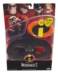 Incredibles 2 speelset - Gear set met embleem-Vooraanzicht
