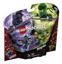 LEGO Ninjago 70664 Toupies Spinjitzu Lloyd vs. Garmadon-Côté gauche