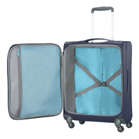 American Tourister Zachte reistrolley Herolite Super Light Spinner midnight blue 55 cm-Artikeldetail
