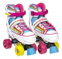 Optimum patins à roulettes Rainbow pointure 28-31-commercieel beeld