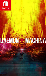 Nintendo Switch Daemon Machina ANG-Avant