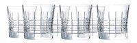Cristal d'Arques 6 waterglazen Rendez-vous 32 cl-Vooraanzicht