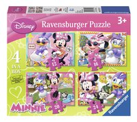 Ravensburger meegroeipuzzel 4-in-1 Minnie Mouse