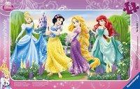 Ravensburger puzzle La promenade des princesses